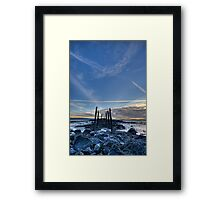 Big Sky Framed Print