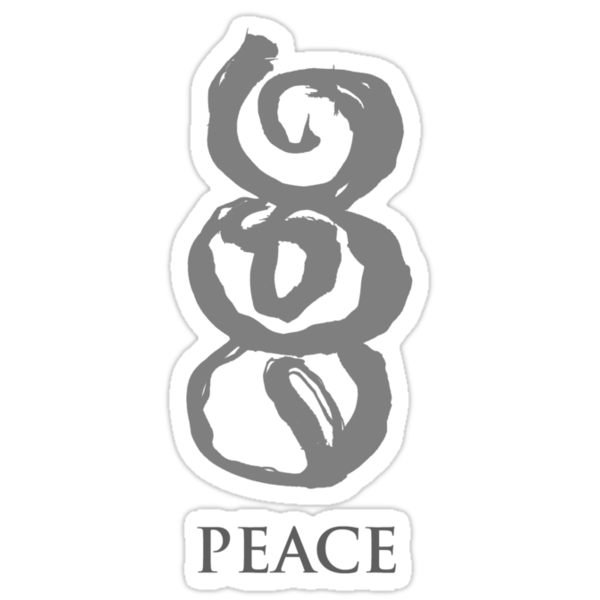 Peace:2 by Carol Fountain Nix
