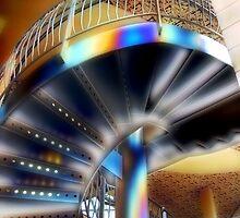 Spiral Staircase. by munggo2
