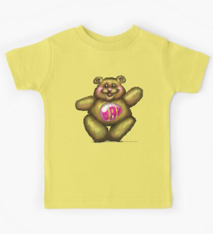 Easter Bear Kids Clothes