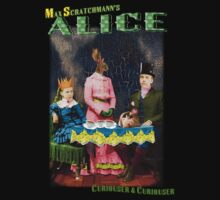Max Scratchmann's ALICE - The Mad Hatter's Tea Party by Max Scratchmann