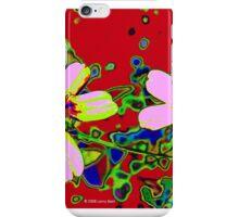 Fleurs Matisses iPhone Case/Skin