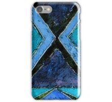 Abstract Voyage iPhone Case/Skin