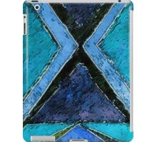 Abstract Voyage iPad Case/Skin