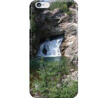 Glacier Waterfall iPhone Case/Skin