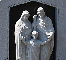 MARY JOSEPH AND JESUS by DreamCatcher/ Kyrah