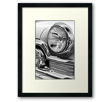 Classic Car 49 Framed Print
