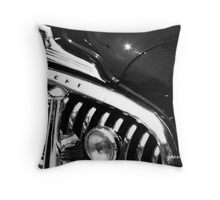Classic Car 50 Throw Pillow