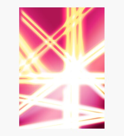 The Abstract Lights Photographic Print