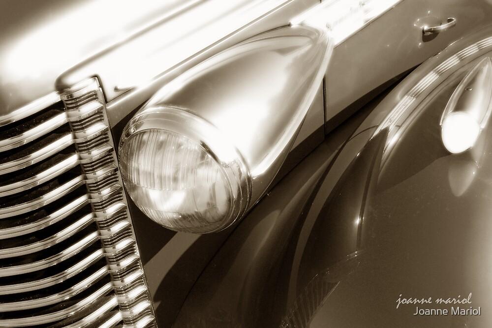 Classic Car 51 by Joanne Mariol