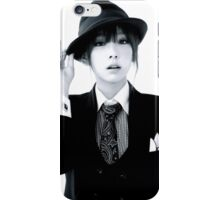 TAEYEON-MR.MR. iPhone Case/Skin
