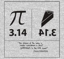 The odds of Pi...according to Isaac Newton! by Kricket-Kountry