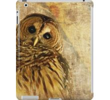 Here's Lookin' At You, Kid! iPad Case/Skin
