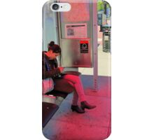 A World Of Her Own iPhone Case/Skin