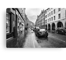 The Royal Mile Canvas Print