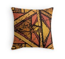 Aztec Sunrise Throw Pillow