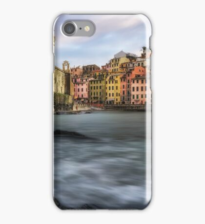 Vernazza Strikes iPhone Case/Skin
