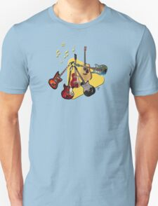 Pick Your Guitar T-Shirt