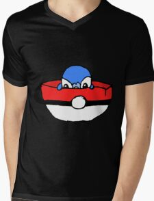 piplup in a cup Mens V-Neck T-Shirt