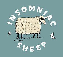 Insomniac Sheep by David Barneda