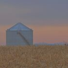 Silo at dawn by mltrue