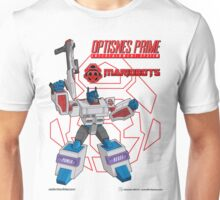 OptiSNES Prime: Leader of the Mariobots! Unisex T-Shirt
