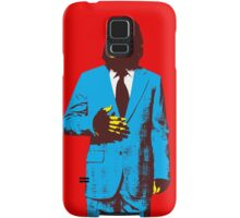 Planet of the Apes, dressed for success Samsung Galaxy Case/Skin