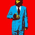 Planet of the Apes, dressed for success by monsterplanet