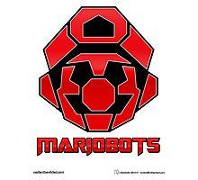 Mariobots! Photographic Print