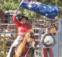 Advance Australia Fair by skyhorse