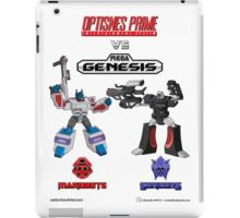 Transformers: Console Wars - OptiSNES vs. MegaGen! iPad Case/Skin