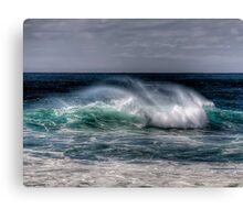 Wave Spray Canvas Print