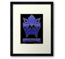 Sonicons! Framed Print