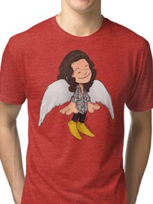 Angel Haz Tri-blend T-Shirt