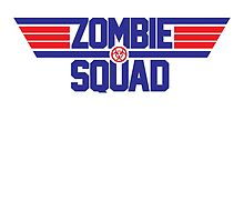 Zombie Squad — Top gun by monsterplanet