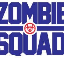 Zombie Squad — Top gun Sticker