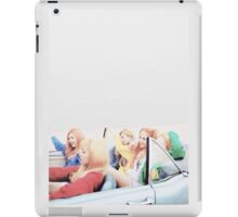 RED VELVET-ICE CREAM CAKE iPad Case/Skin
