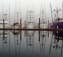 Fog Fleet by Jo Wienert