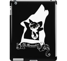 The Marauders (White) iPad Case/Skin