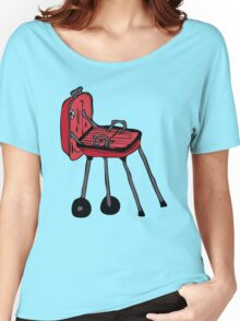 GRILLIN' Women's Relaxed Fit T-Shirt