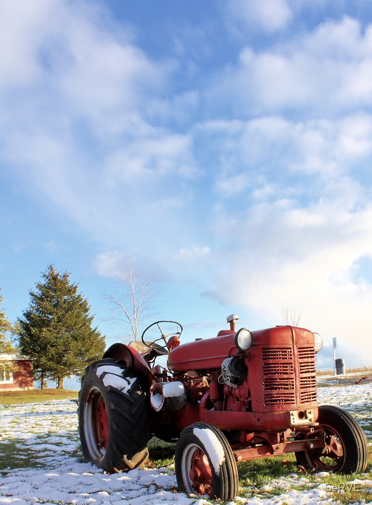 Tractor by SeRVE