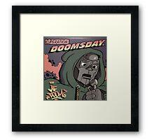 Operation Doom Framed Print