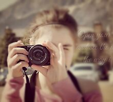 Photography quote.   by ItRainsArt