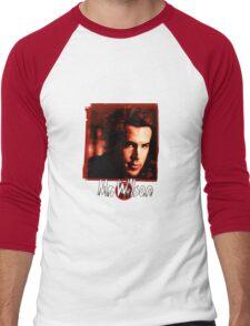 Wade Wilson Deadpool Wolverine T-shirt Men's Baseball ¾ T-Shirt