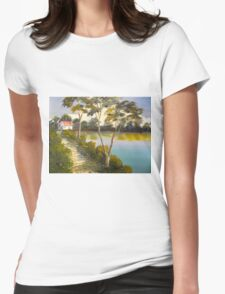 River House Womens Fitted T-Shirt