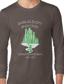Emerald City Brew Crew Long Sleeve T-Shirt