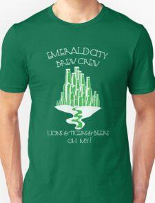 Emerald City Brew Crew T-Shirt