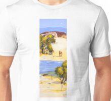 Down by the creek Unisex T-Shirt