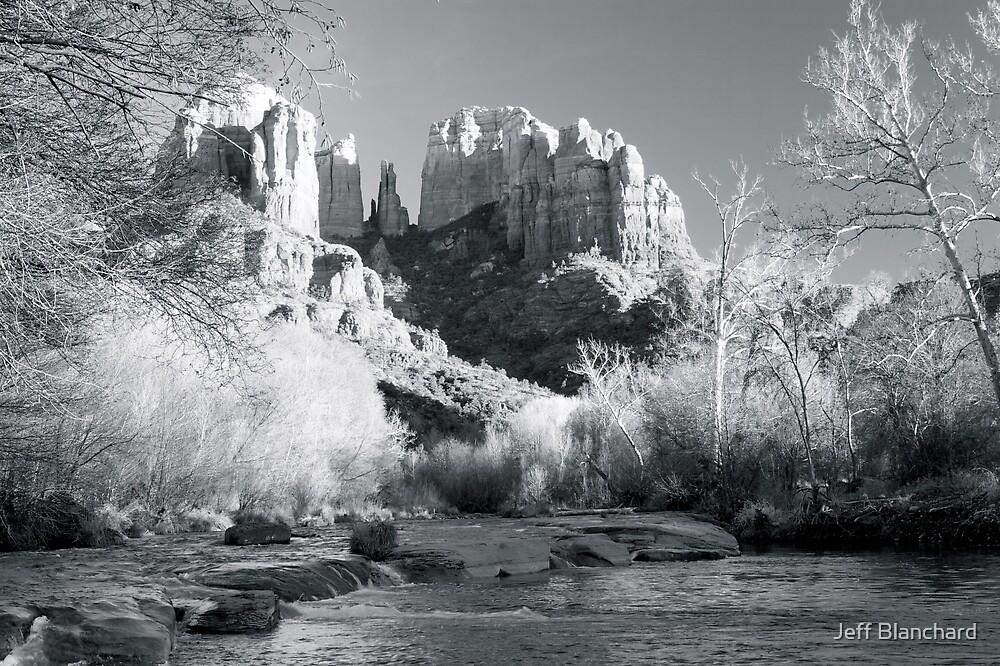 Cathedral Rock, Arizona by Jeff Blanchard