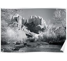 Cathedral Rock, Arizona Poster